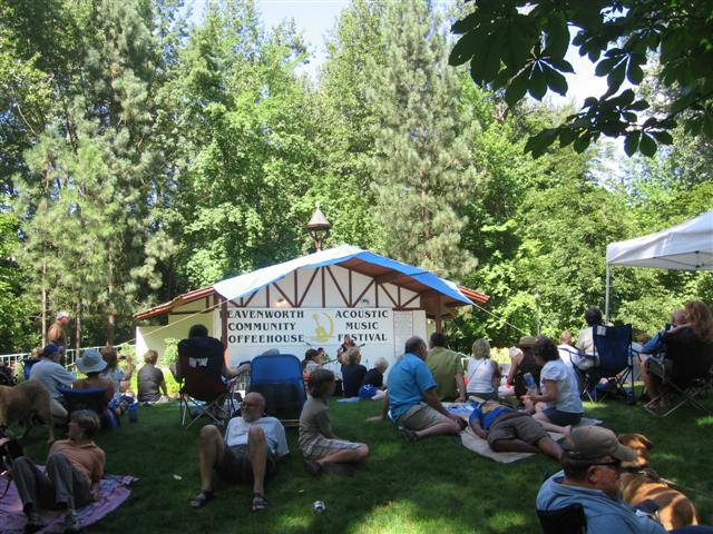 Leavenworth Acoustic Festival