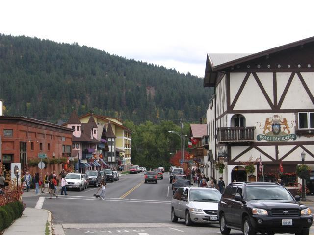 Leavenworth Street View