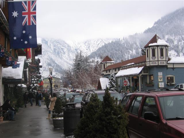 Leavenworth in Winter